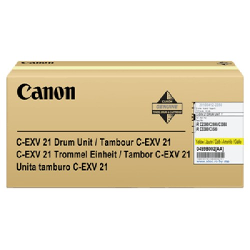 Canon 0459B002 (C-EXV 21) Drum unit, 53K pages