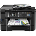 Epson WorkForce WF-3640DTWF 4800 x 2400DPI Inkjet A4 19ppm Wi-Fi multifunctional