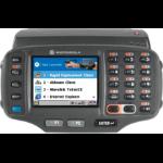 "Zebra WT41N0 2.8"" 320 x 240pixels Touchscreen 369.8g Black handheld mobile computer"