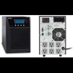 Eaton 9130 1500VA 6AC outlet(s) Tower Black uninterruptible power supply (UPS)