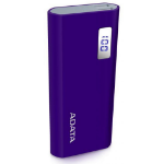 ADATA P12500D Lithium-Ion (Li-Ion) 12500mAh Purple power bank