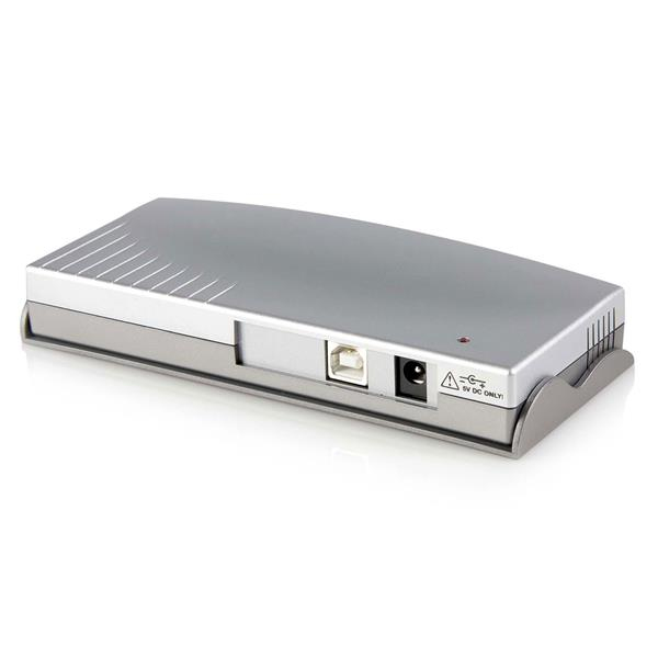 StarTech.com 8 Port USB to RS232 Serial DB9 Adapter Hub