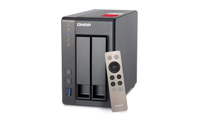 QNAP TS-251+ Ethernet Torre Gris NAS