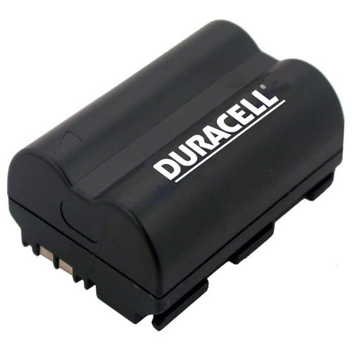 Duracell Camera Battery 7.4v 1400mAh Lithium-Ion (Li-Ion) 1400mAh 7.4V rechargeable battery