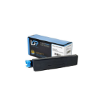 Click, Save & Print Remanufactured Oki 43979202 Black Toner Cartridge