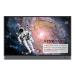 "Benq RM5502K Panel plano interactivo 139,7 cm (55"") LED 4K Ultra HD Negro Pantalla táctil"