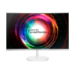 "Samsung SyncMaster C27H711QEU LED display 68,6 cm (27"") 2560 x 1440 Pixeles Wide Quad HD Curva Mate Blanco"