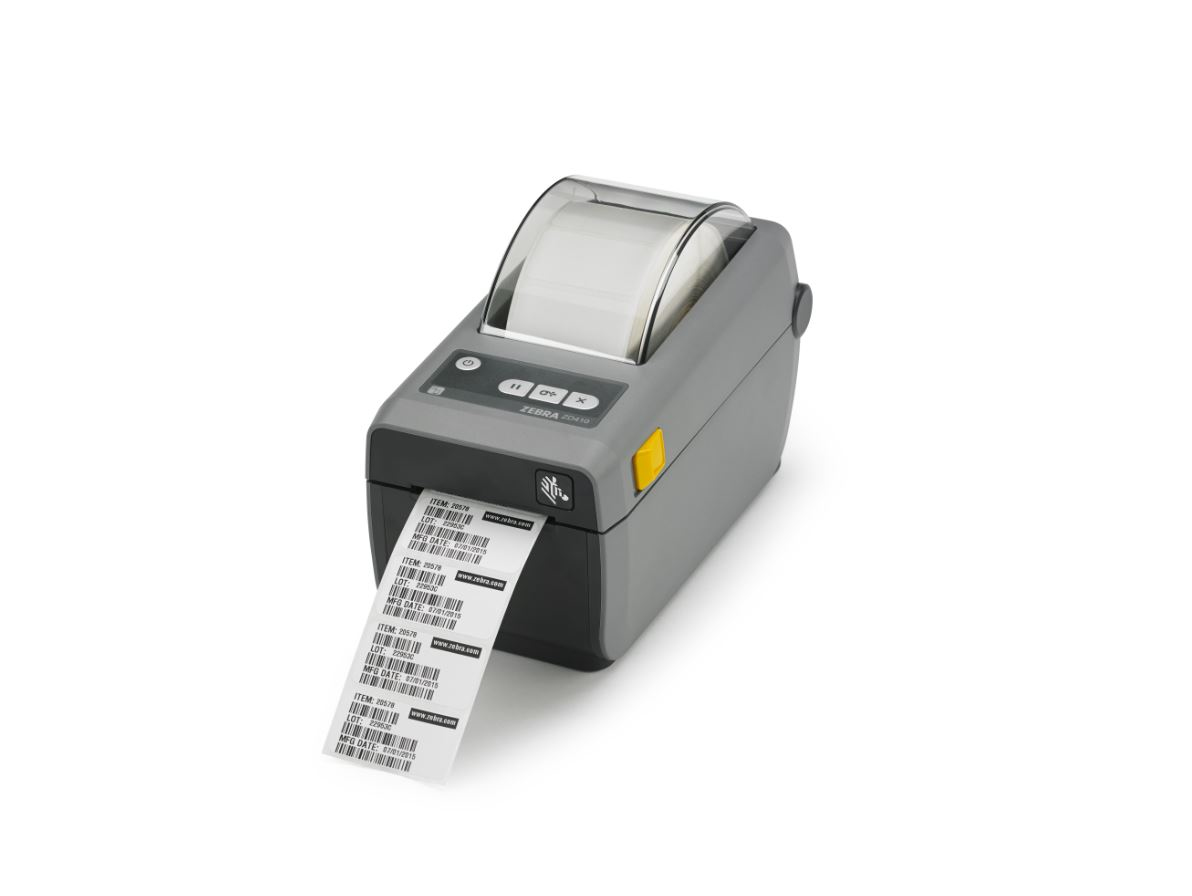 Zebra ZD410 impresora de etiquetas Térmica directa 300 x 300 DPI Inalámbrico y alámbrico