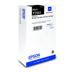 Epson C13T755140 (T7551) Ink cartridge black, 5K pages, 100ml