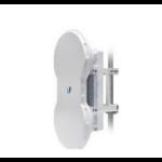 Ubiquiti Networks AF-5-AU network extender Network transmitter & receiver 10,100,1000 Mbit/s White