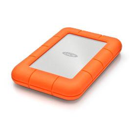 Seagate Rugged Mini 500GB Orange