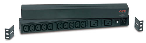 Rack Pdu Basic 1u 16a 208v/230v (10) C13 & (2) C19