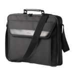 "Trust Atlanta 16"" notebook case 40.6 cm (16"") Briefcase Black 21080"