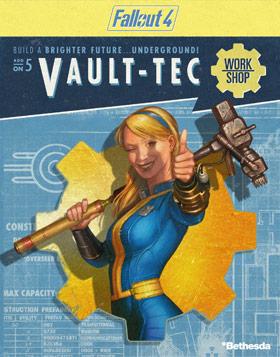 Nexway Fallout 4 - Vault-Tec Workshop Video game downloadable content (DLC) PC Español