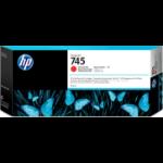 HP 745 Origineel Rood