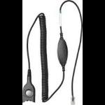 Sennheiser CXHS 01 audio cable 1.2 m Black