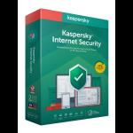 Kaspersky Lab Internet Security 2020 5 license(s)