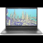 "HP ZBook Firefly 15.6 G8 DDR4-SDRAM Mobile workstation 39.6 cm (15.6"") 1920 x 1080 pixels 11th gen Intel® Core™ i7 16 GB 512 GB SSD NVIDIA Quadro T500 Wi-Fi 6 (802.11ax) Windows 10 Pro Grey"