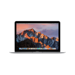 "Apple MacBook Silver Notebook 30.5 cm (12"") 2304 x 1440 pixels 1.2 GHz 7th gen Intel® Core™ m3"