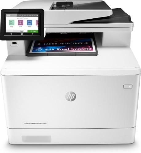HP Color LaserJet Pro M479fnw Laser 27 ppm 600 x 600 DPI A4 Wi-Fi