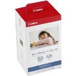 Canon KP-108IN Red,White photo paper