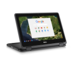 "DELL Chromebook 3189 1.6GHz N3060 11.6"" 1366 x 768pixels Touchscreen Black Chromebook"