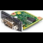 HP Serial Port Flex IO v2 serial cable Black, Green, Yellow