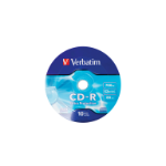 Verbatim CD-R 52X 700MB 10PK OPS Wrap EP 10 pc(s) 43725