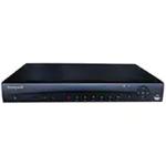 Honeywell HRHQ1164 digital video recorder (DVR) Black