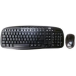 DYNAMODE Multimedia wireless keyboard and mouse. Battery and Wireless adapter Included