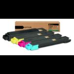 Katun 47791 compatible Toner cyan, 317gr (replaces Kyocera TK-8325 C Utax 662511011)