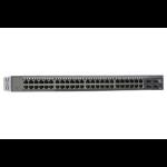 Netgear GS748T Managed L3 Gigabit Ethernet (10/100/1000) Grey