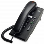 Cisco 6901 IP telefoon Houtskool