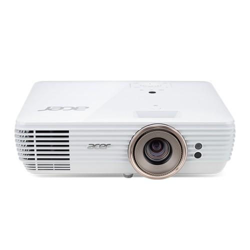 Acer Home V7850 Desktop projector 2200ANSI lumens DLP 2160p (3840x2160) White data projector