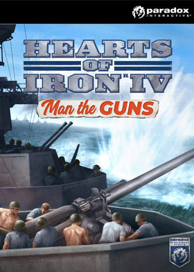Nexway Hearts of Iron IV - Man The Guns Video game downloadable content (DLC) PC/Mac/Linux Español