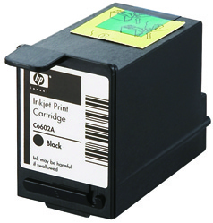 Fujitsu C6602A Black Ink Cartridge CA00050-0262