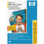HP Advanced Glossy -25 sht/10 x 15 cm borderless photo paper