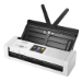 Brother COMPACT DOCUMENT SCANNER with Touchscreen LCD display & WiFi (25ppm)