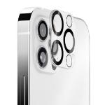 QDOS QD-CL9206721-FR mobile phone camera lens protector Transparent Tempered glass 0.33 mm 100% Apple iPhone 12 Pro Max