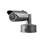 Hanwha XNO-8040R security camera IP security camera Outdoor Bullet 2560 x 1920 pixels Ceiling/Wall/Desk