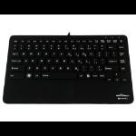 Seal Shield S86PG2 keyboard USB Black