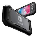 Spigen ACS00212 draagbare gameconsole-behuizing Hoes Nintendo Zwart, Transparant Thermoplastic polyurethaan (TPU)