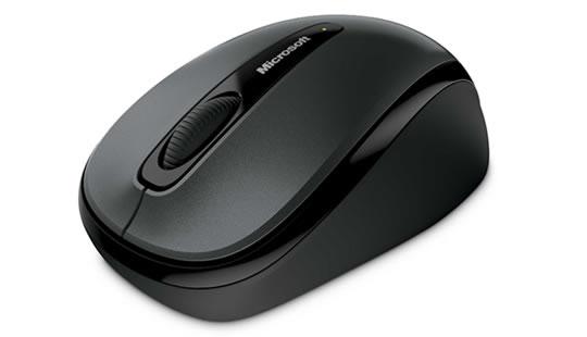 Microsoft 3500 ratón RF inalámbrico BlueTrack
