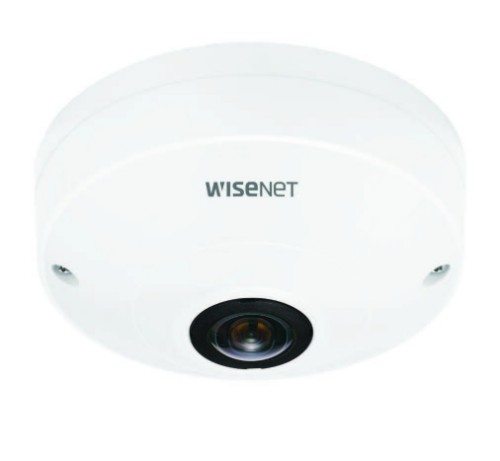 Hanwha QNF-8010 security camera IP security camera Indoor Dome 2048 x 2048 pixels Ceiling