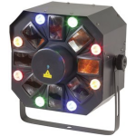 Generic Dual Laser & LED Light Show with DMX Control