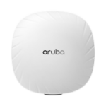 Hewlett Packard Enterprise Aruba AP-555 (RW) WLAN access point 5950 Mbit/s Power over Ethernet (PoE) White