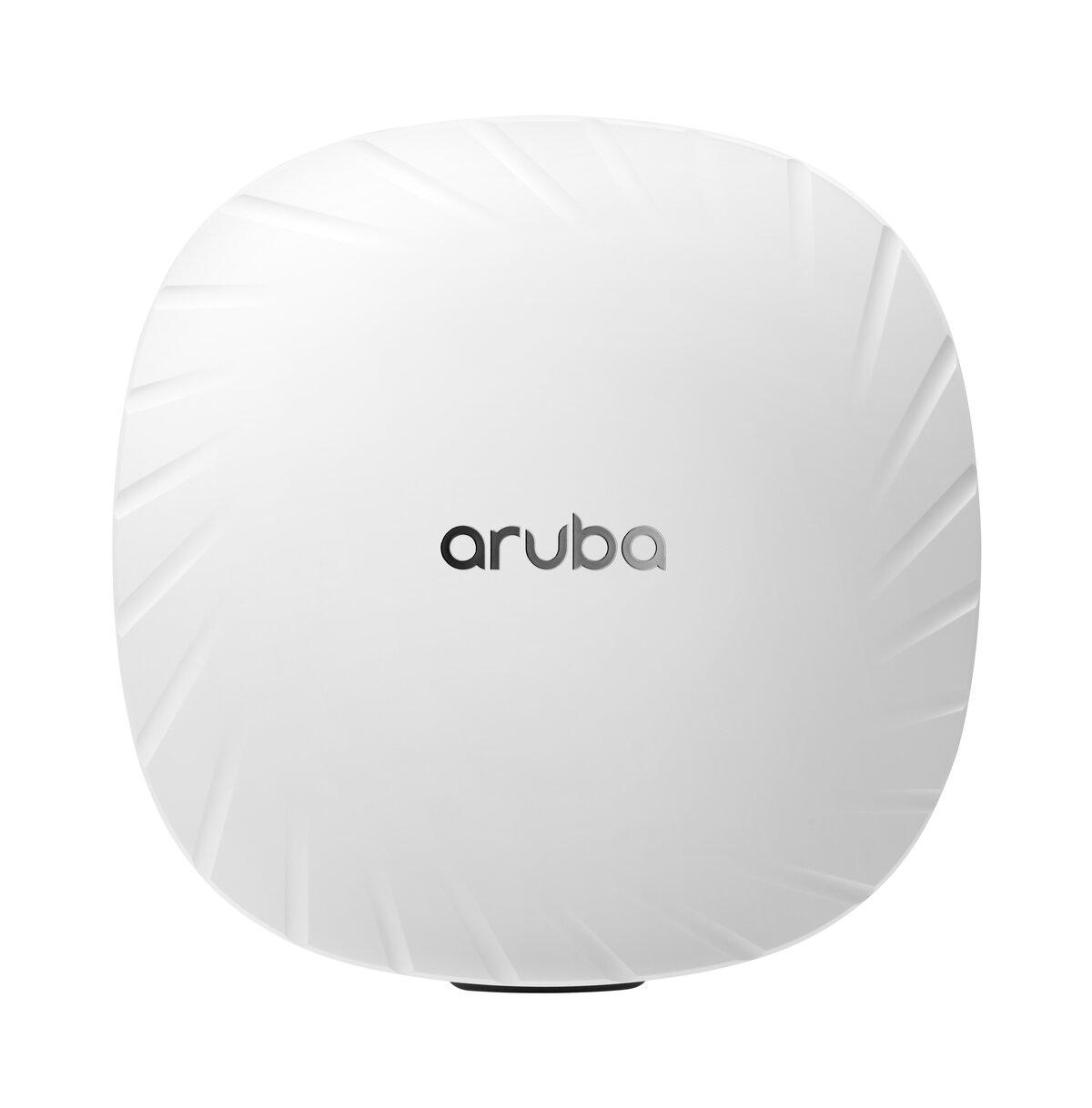 Hewlett Packard Enterprise Aruba AP-555 (RW) WLAN access point 5950 Mbit/s Power over Ethernet (PoE) White