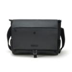 """Dicota MOVE 13-15.6 notebook case 39.6 cm (15.6"""") Messenger case Black D31840-RPET"""