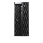 DELL Precision 5820 DDR4-SDRAM W-2235 Tower Intel Xeon W 16 GB 512 GB SSD Windows 10 Pro for Workstations Workstation Black