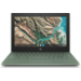 "HP Chromebook 11 G8 EE Groen 29,5 cm (11.6"") 1366 x 768 Pixels Touchscreen Intel® Celeron® N 4 GB LPDDR4-SDRAM 32 GB eMMC Wi-Fi 5 (802.11ac) Chrome OS"